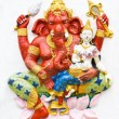 Hindu ganesha God — Stock Photo #10268043