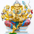 Hindu ganesha God — Stock Photo #10268094