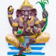 Hindu ganesha God — Stock Photo #10268116