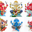 Hindu ganeshGod — Stock Photo #10640960