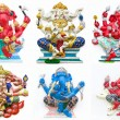 Stock Photo: Hindu ganesha God