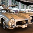 Classic car Mercedes Benz 300SL — Stock fotografie