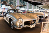 Classic car Mercedes Benz 300SL — Stock Photo