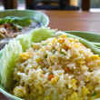 Thai food fried rice — Stock Photo #8415235