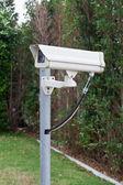 CCTV camera — Foto Stock