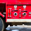 Fire truck — Stock Photo