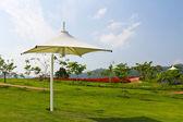 Paraguas al aire libre — Foto de Stock