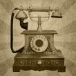 Vintage Telephone — Stockfoto