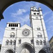 St. Lawrence Cathedral — Stock Photo