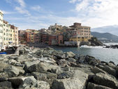Genoa Boccadasse — Stock Photo
