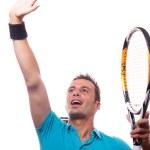 Tenniswinner — Stock Photo #8087659