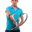 Stock Photo: Tennisgreetings1