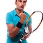 Tenniswinner — Stock Photo