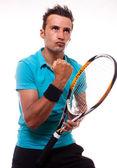Tenniswinner — Zdjęcie stockowe