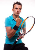 Tenniswinner — Stockfoto