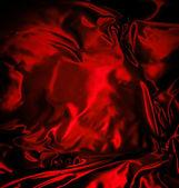 Red Satin — Stock Photo