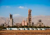 Building factories — Stock Photo