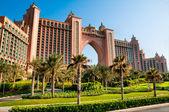 Atlantis Hotel in Dubai — Stock Photo