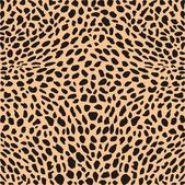 Skin cheetah decor — Stock Vector