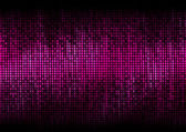 Equalizer digital color display — Stock Photo