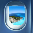 Approaching holiday destination — Stock Photo