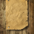Wood background Wild West style - Stock Photo