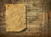 Ahşap arka plan vahşi batı tarzı — Stok fotoğraf