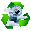 Recycling concept — Stockfoto