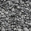Grey pebble stones — Stock Photo