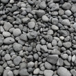 Stock Photo: Grey pebble stones