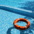 Pool and life saver — Stock Photo #9352590