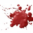 Blood splatter — Stock Photo #9354637