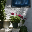 Greek window - Photo