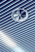 Cool air vent fan — Stock Photo