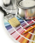 Design with color — Stock Photo