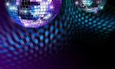 Disco mirror ball — Stock Photo
