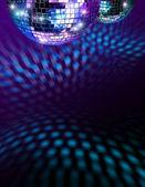 Disco mirro balls — Stock Photo