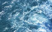 Raging sea surface — Stock Photo