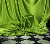 Secret green mystery — Stock Photo