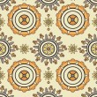 Royalty-Free Stock Imagem Vetorial: Seamless abstract pattern