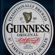 Guinness logo — Stock Photo