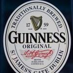 Guinness logo — Stock Photo #8125669