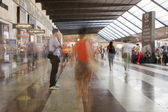 Santa Maria Novella station — Stock Photo