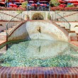 Постер, плакат: Fountain with two staircases in Balboa Park San Diego
