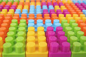 Blocks surface — Stock Photo