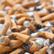 Cigarette butts — Stock Photo #9393394