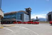 San Jose Airport CR — Stock Photo