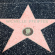 Michelle Pfeiffer Hollywood Star — Stok fotoğraf