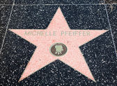 Hollywood star de michelle pfeiffer — Foto de Stock