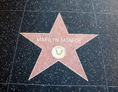 Marilyn Monroe Hollywood Star — Stock Photo